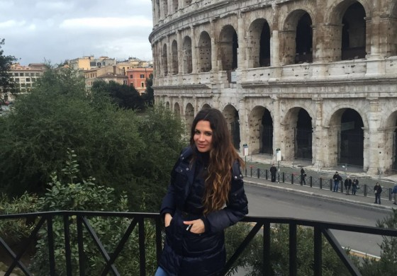 Acrobacias en Roma. La historia de un fin de semana