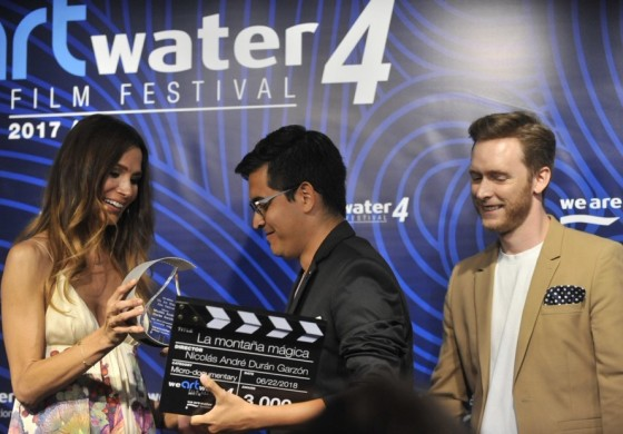 Premios We Art Water