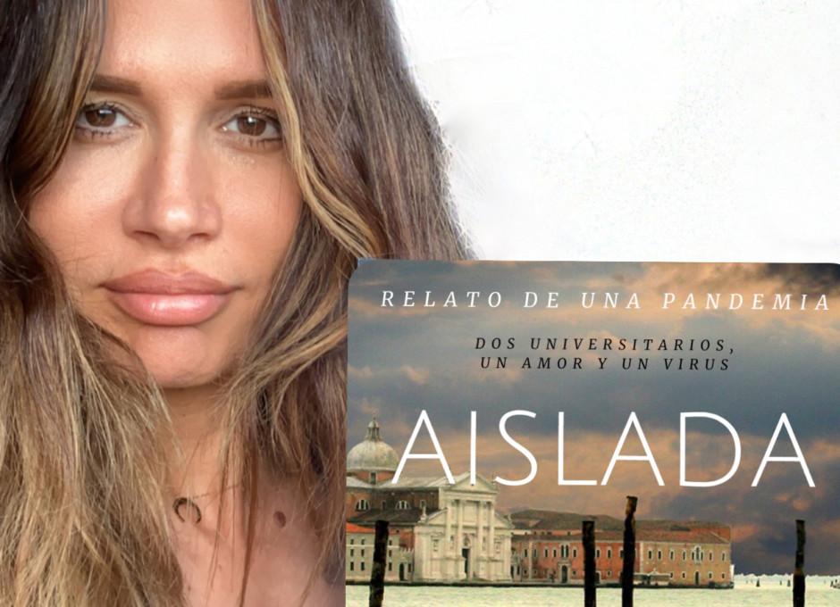 """Aislada"", amor en la COVID-19"